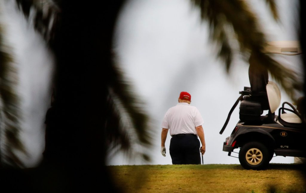 Palm Beach County eyes yanking Trump golf course lease after U.S. Capitol riot