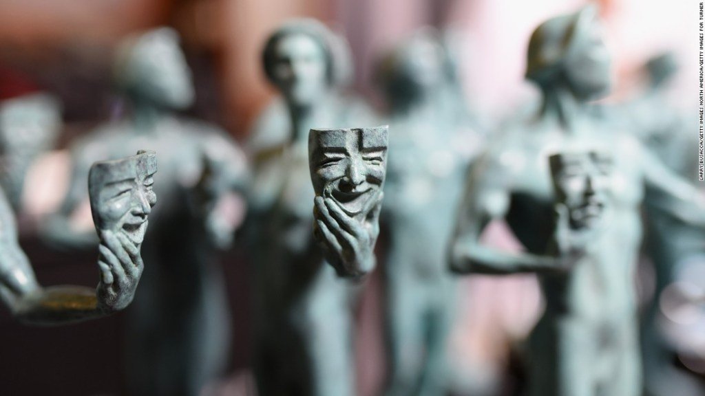 Screen Actors Guild Awards moves to April