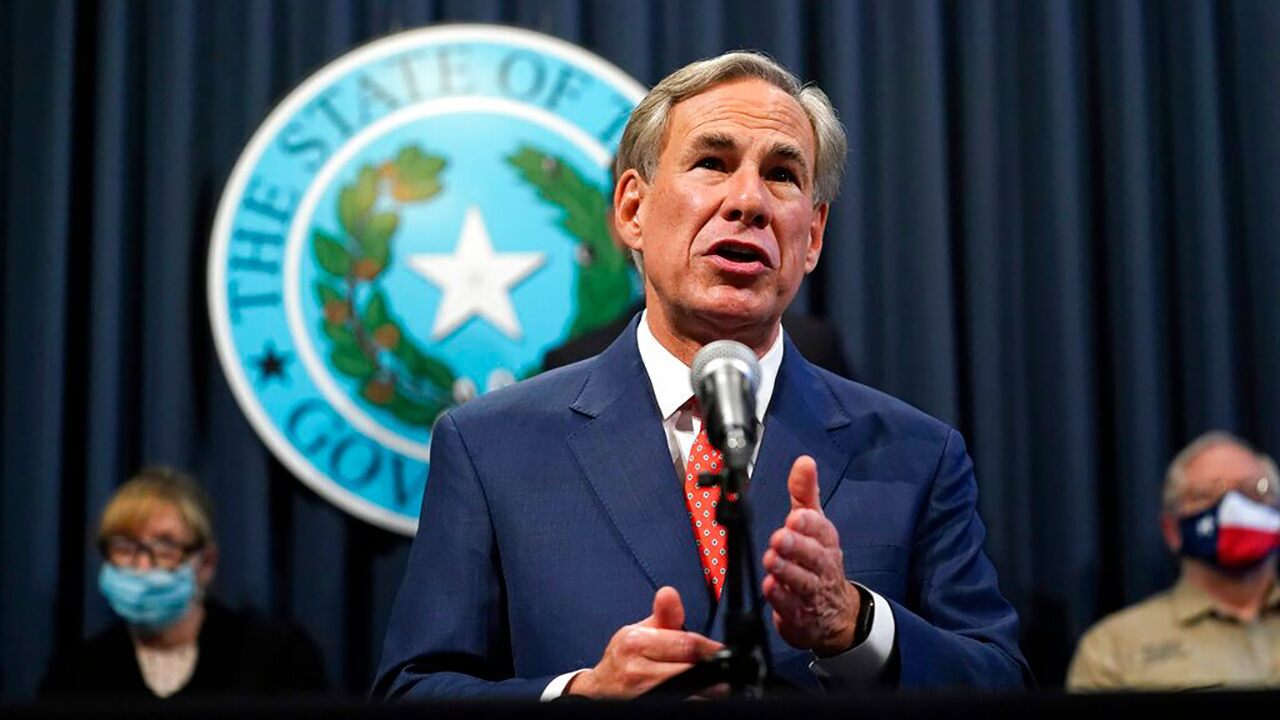 Texas' Abbott rips vetting of National Guard: 'This is the most offensive thing I've ever heard'