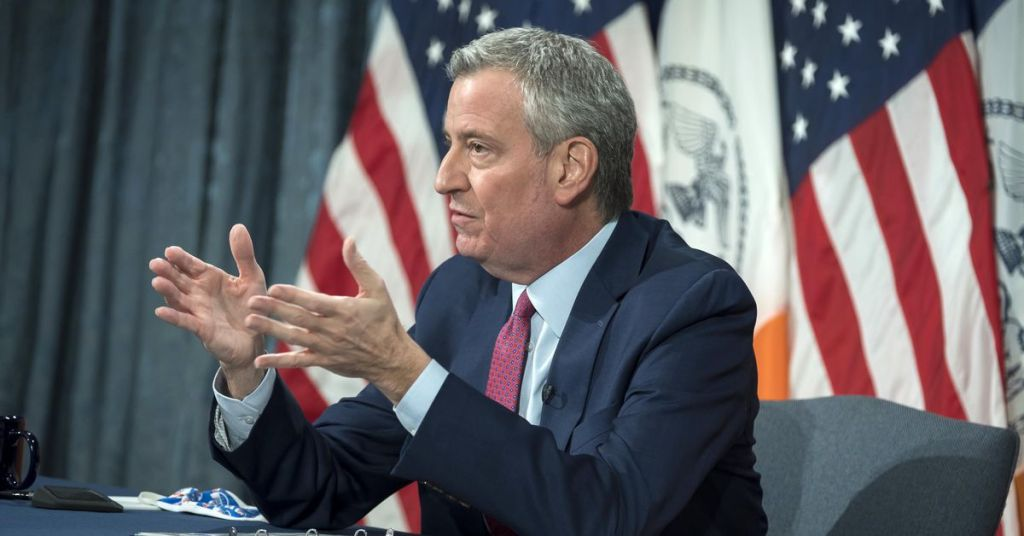 With proposed $92B budget, mayor will push to reopen NYC schools fully