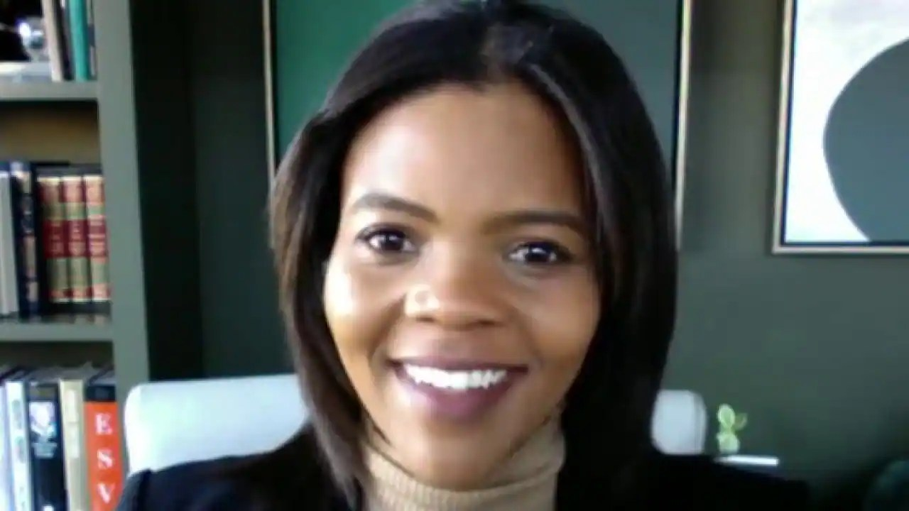 Candace Owens: Democrats gaslighting with 'Jim Crow' election law claims; trying to 'import' new voters