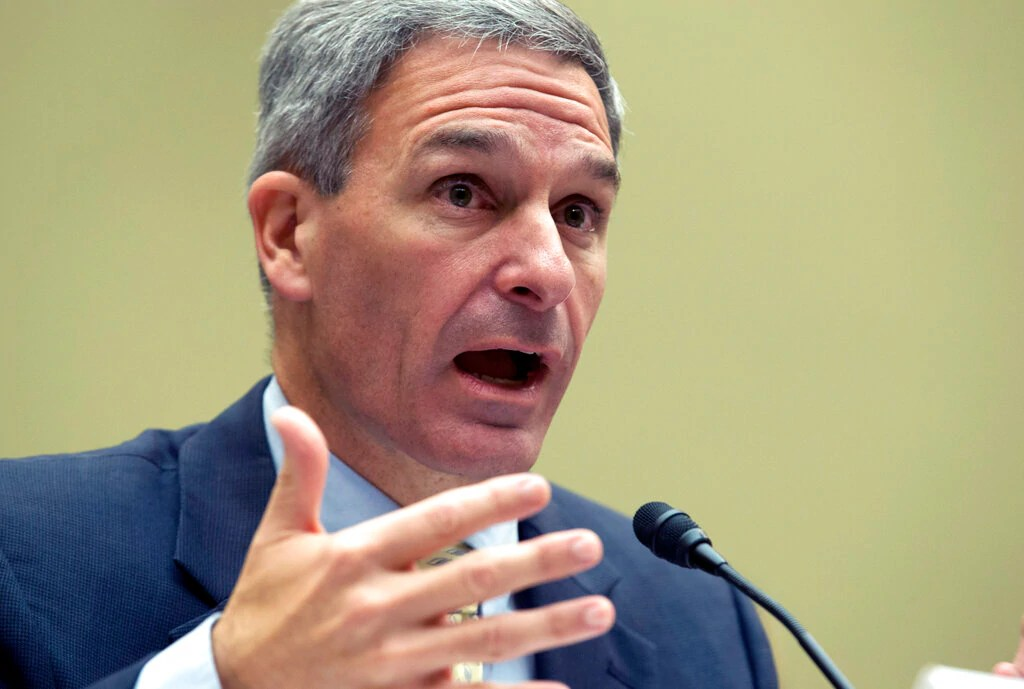 Cuccinelli to lead initiative to take on Democrats' sweeping HR 1 election bill