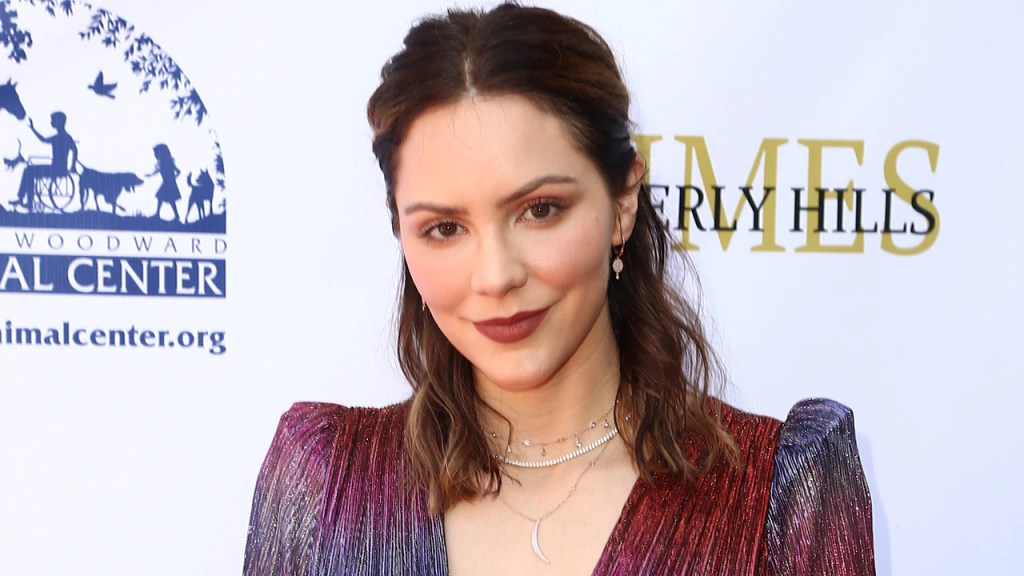 Katharine McPhee says she feared a 'relapse' in eating disorder during pregnancy