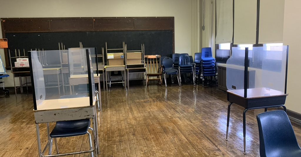 Some district schools are finally reopening. Here's what we know about Philadelphia's in-person learning plan.