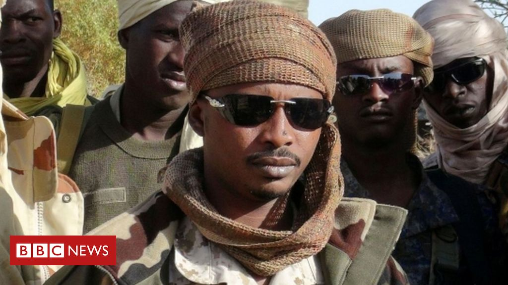 Chad president's death: Rivals reject Déby's son inheriting power