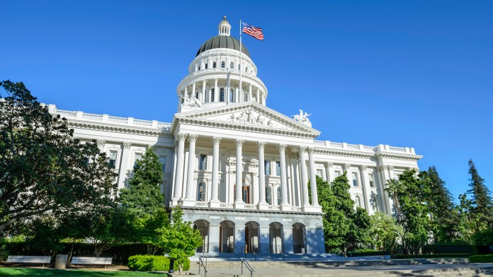 California religious group asserts state is overrun with 'bad' bills