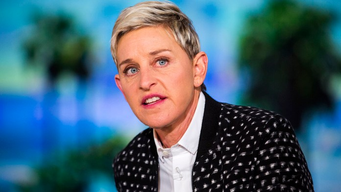 Ellen DeGeneres claims workplace misconduct scandal felt 'orchestrated' and 'misogynistic'