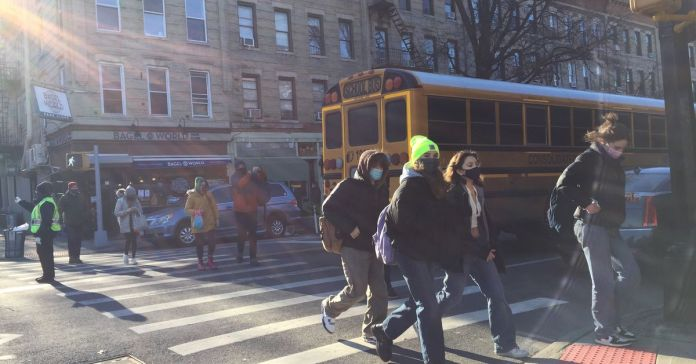 It's official: Chicago schools will fully reopen next fall, with mandatory attendance for most