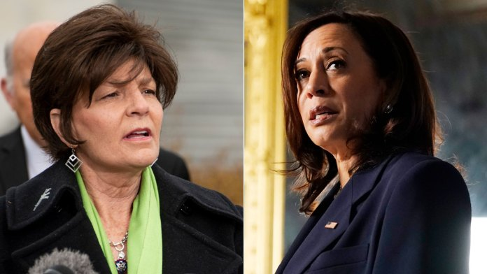 Kamala Harris urged by New Mexico GOP lawmaker to involve Congress in her 'root causes' talks