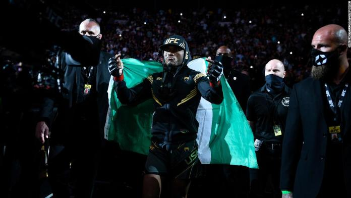 Kamaru Usman, Israel Adesanya and Francis Ngannou: African-born UFC champions the stars of a new era of fighters from continent