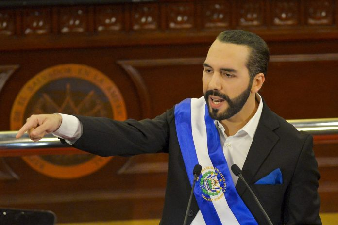 El Salvador looks to become the first country to adopt bitcoin as legal tender