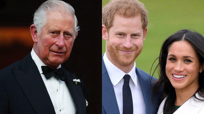 Prince Charles speaks out about birth of Prince Harry, Meghan Markle's daughter Lilibet: 'Such happy news'