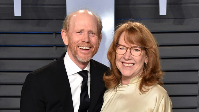 Ron Howard says he's 'a lucky fella' in 46th wedding anniversary tribute to wife Cheryl