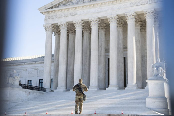 Supreme Court won't hear case challenging male-only draft registration