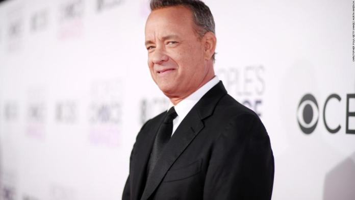 Tom Hanks says movies and TV shows must 'portray the burden of racism'