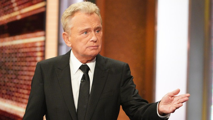 'Wheel of Fortune' host Pat Sajak receives condolences after announcing heartbreaking news on-air