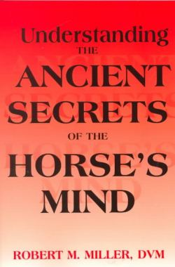 Bok med titeln Understanding the ancient secrets of the horse's mind
