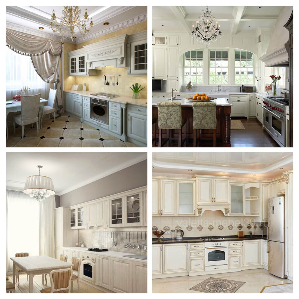 Fashionable design in the interior of modern kitchen 2021 ...