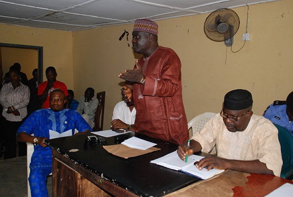 The Oye Local Government Council Of Ekiti On Thursday Commended Health Workers And Security Agencies For Working Tirelessly To Ensure That Residents Were Safe From Covid 19. The Chairman Of The Coun