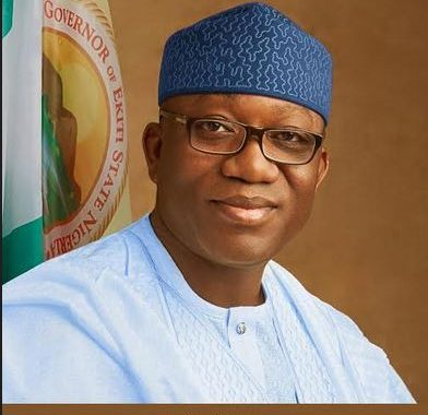 "Gov. Kayode Fayemi of Ekiti on Saturday congratulated former Secretary for Health, Julius Adelusi-Adeluyi on his 80th birthday, describing him as a man of excellence in service delivery. Fayemi, in a congratulatory message made available to the News Agency of Nigeria in Ado Ekiti on Saturday, extolled Adeluyi's ""exemplary life of brilliance, excellence and distinction"". […]"