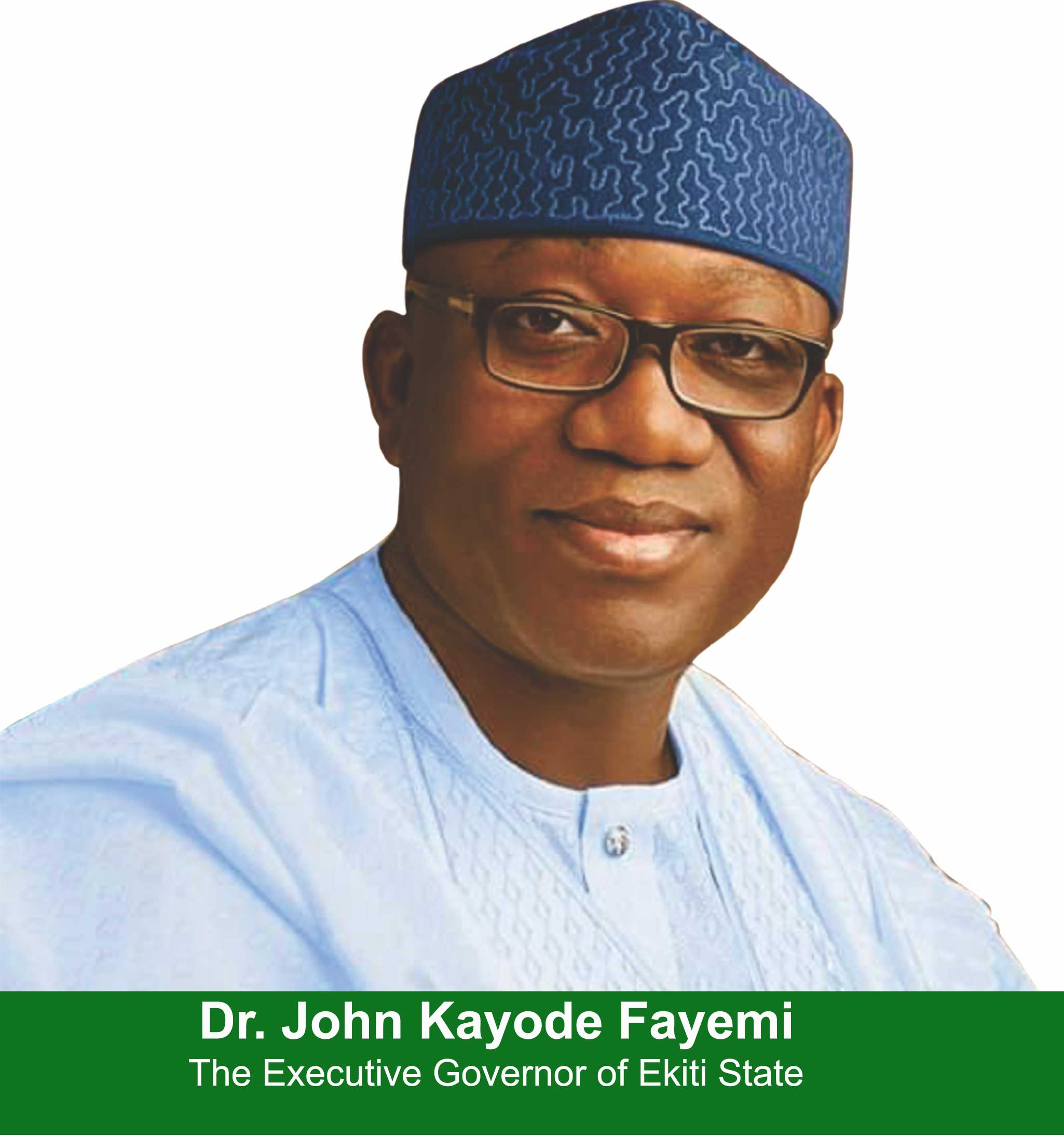 Gov JKF - Fayemi urges communities to safeguard infrastructure in their domain
