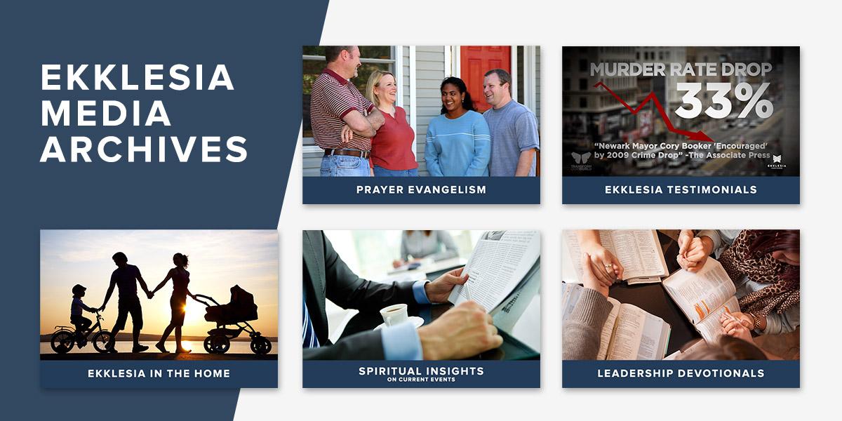 Ekklesia Media Archives Slide