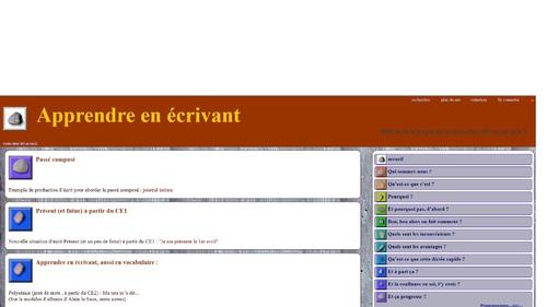 L'étude du français ....