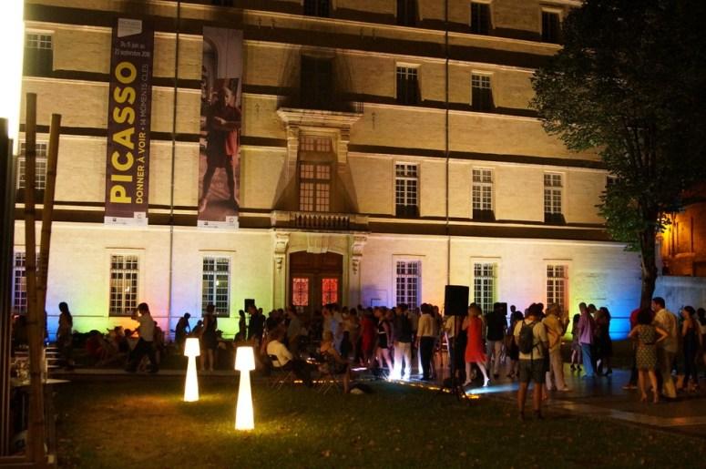 ★ Ce soir, mercr. 11 juillet, DJ Thévanna à La Milonga du MUSEE ★