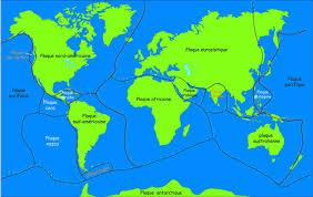 """Résultat de recherche d'images pour """"tectonique des plaques"""""""