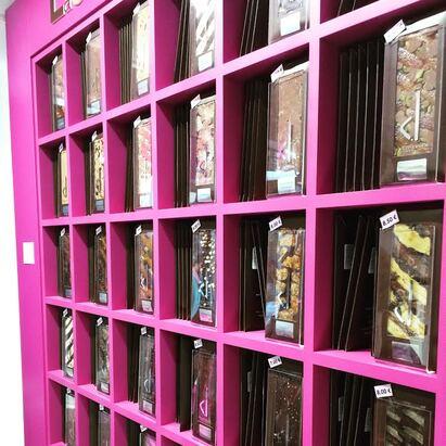 Découverte de la boutique Dufoux Chocolat à Dijon