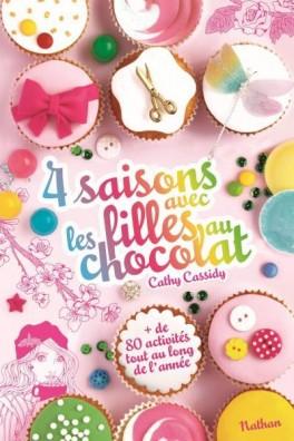 4 saisons avec les filles chocolat de Cathy CASSIDY