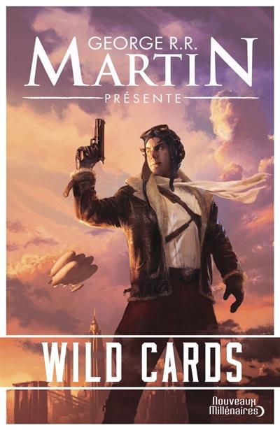 """Résultat de recherche d'images pour """"wild cards tome 1"""""""