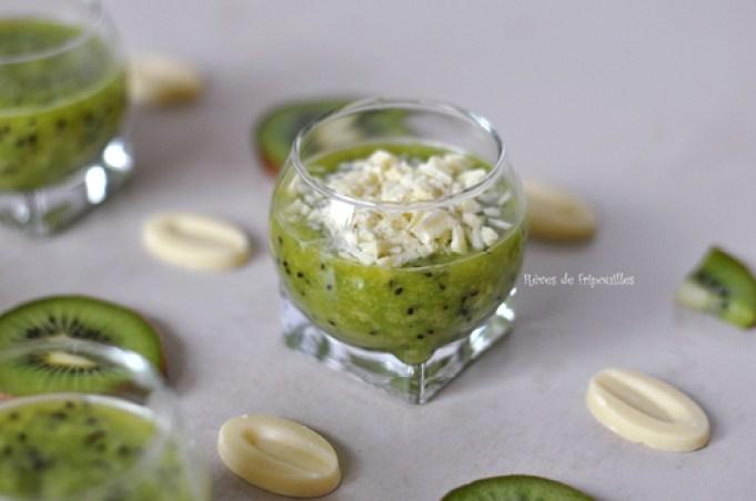 Ma recette vitaminée de smoothie au kiwi après les fêtes