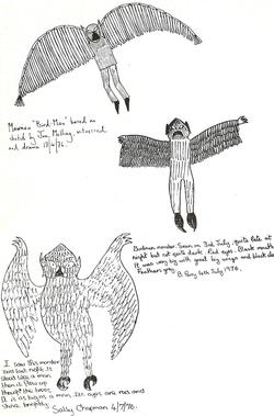 Les hommes-oiseaux