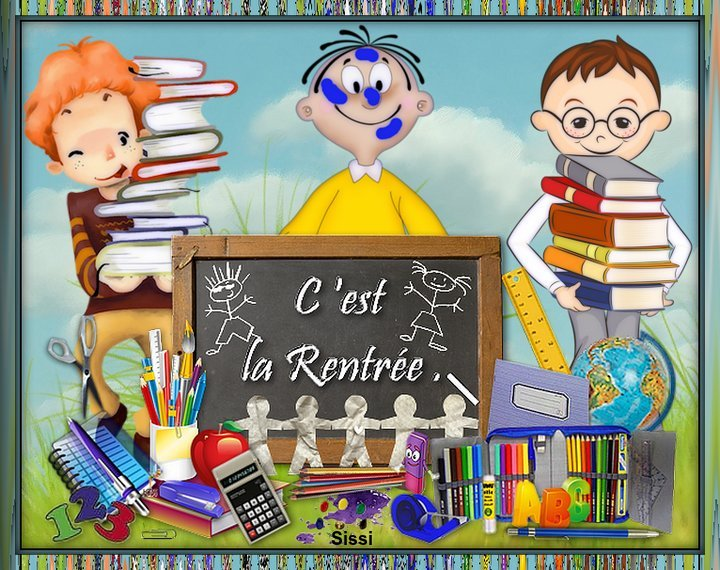 * Atelier Baboucka La Rentrée *