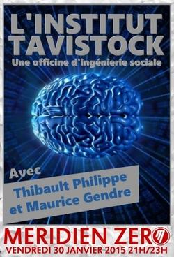➤ L'institut Tavistock: laboratoire d'ingénierie sociale