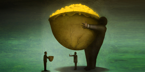 - Le vrai visage du capitalisme : USA >> Les retraites de 100 patrons égales à celles de 50 millions de foyers