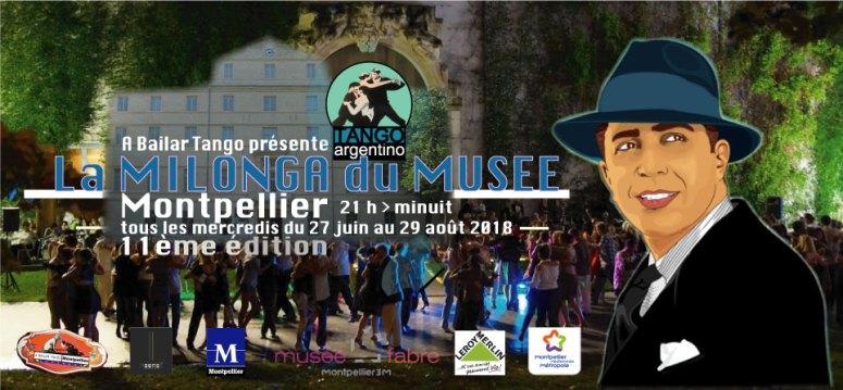 ★ Ce soir, mercr. 25 juillet, DJ FRED A. à La Milonga du MUSÉE ★