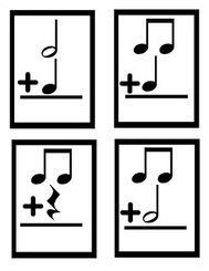 Music math: