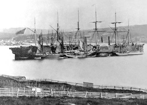 Une Ville flottante - The Great Eastern