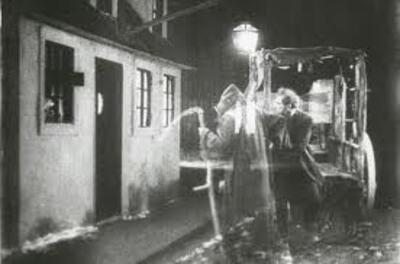 Carosse fantôme au Château de Horst