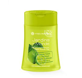 gel douche citron vert yves rocher