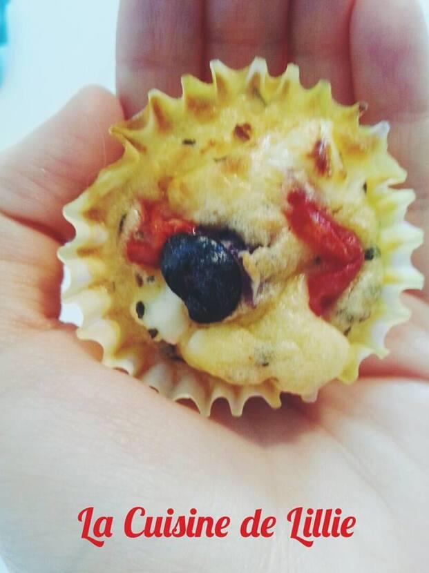 Mini Muffins/Soufflés salés