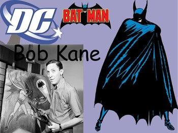 Bob Kane et Batman