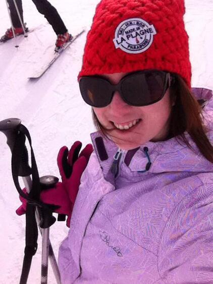 Notre week end au ski en amoureux #LaPlagne