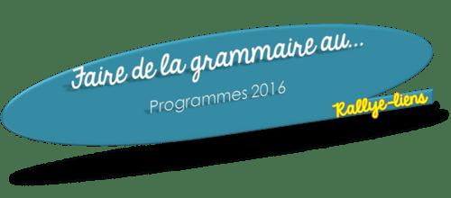 Faire de la grammaire (à partir de l'ouvrage de F. Picot)
