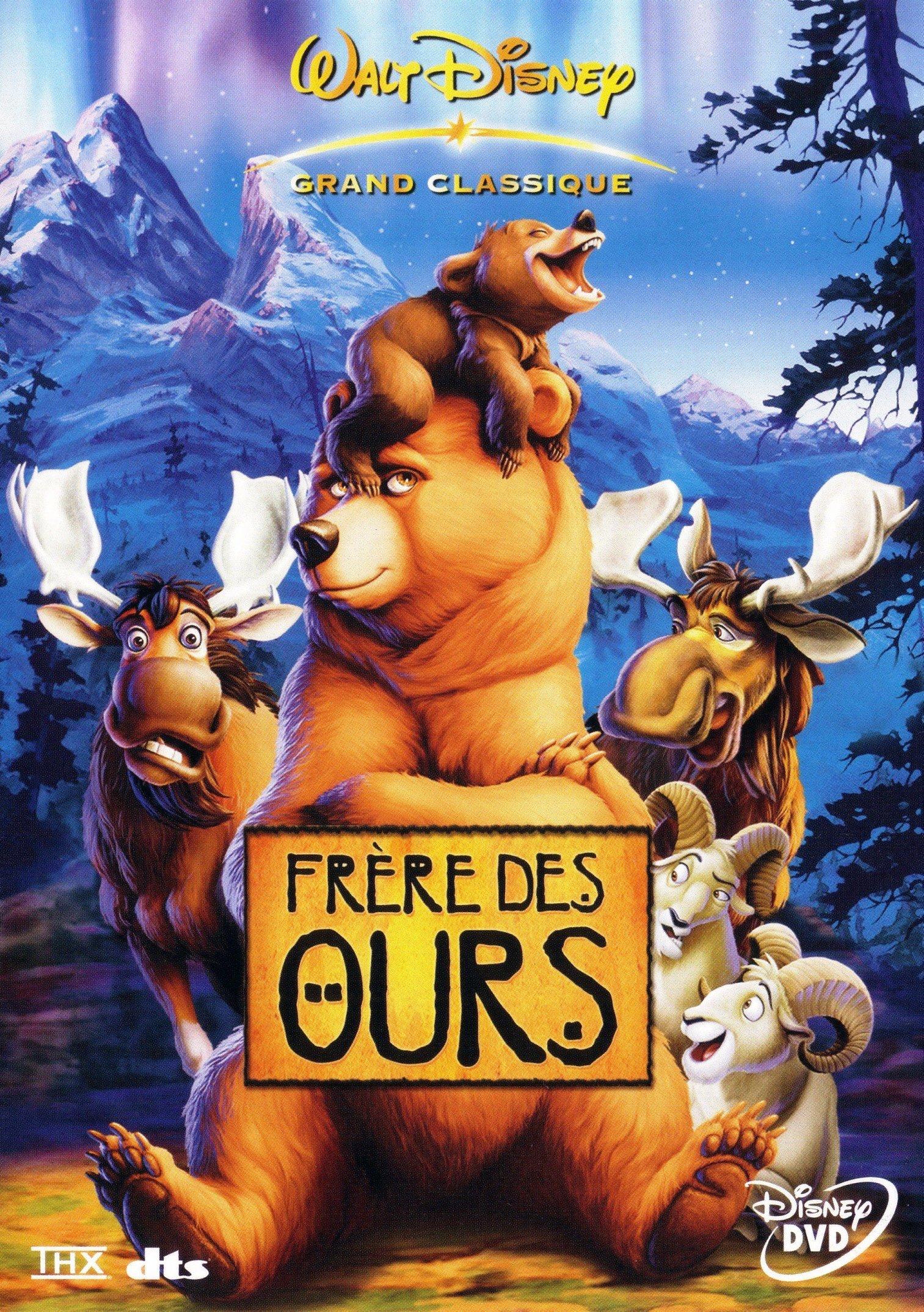 """Résultat de recherche d'images pour """"frère des ours affiche"""""""