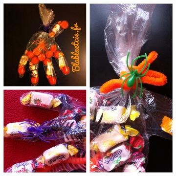 Tuto #4 De jolis gants d'horreur pour Halloween
