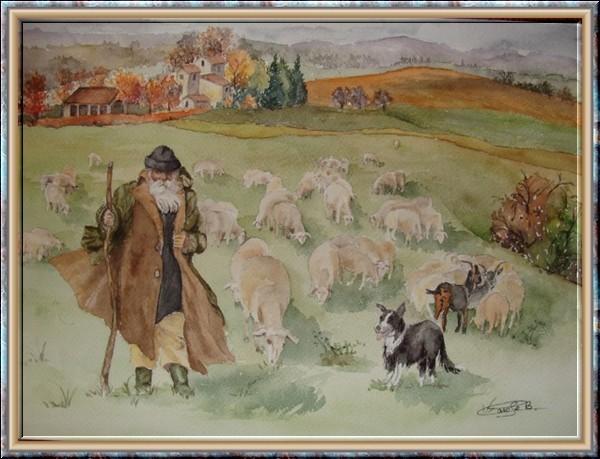 Berger-et-le-hameau