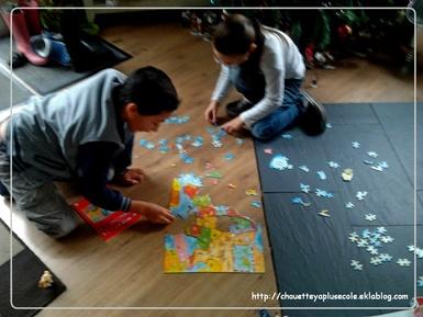 Géographie et support